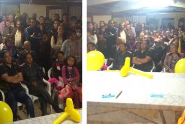 En entusiasta jornada por Teusaquillo y Engativá candidato al Concejo Manuel Sarmiento se compromete con defensa del territorio