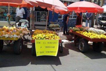 """""""Peñalosa debe respetar los derechos de los trabajadores informales"""": concejal Manuel Sarmiento."""