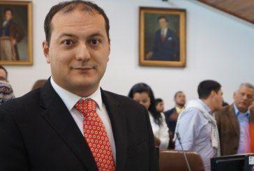 El enfoque para enfrentar el problema de la inseguridad debe ser integral: concejal Manuel Sarmiento