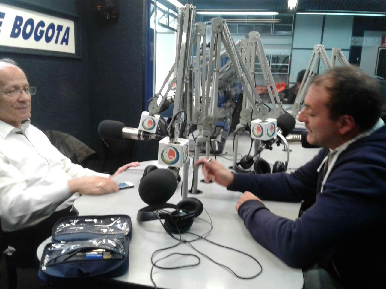 """""""Reserva Thomas van der Hammen es mucho más que un potrero"""": Manuel Sarmiento."""