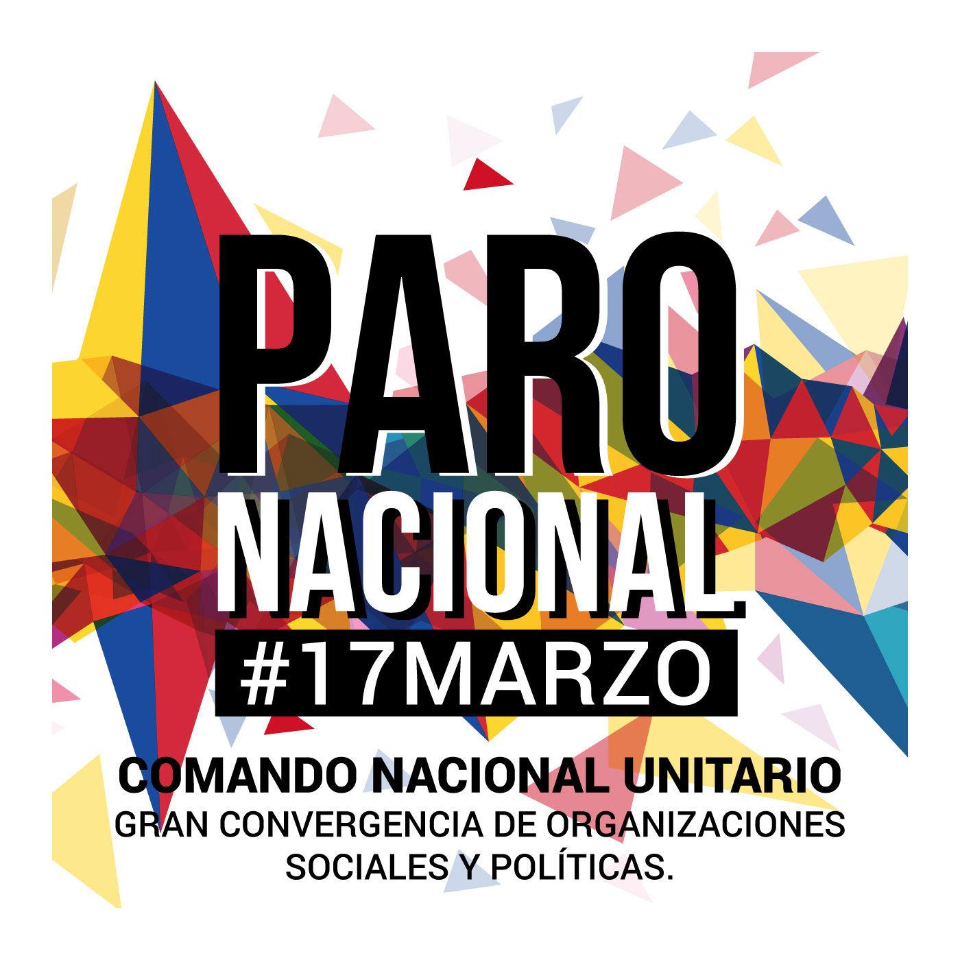 Sobran justas razones para participar en el Paro Nacional en Bogotá