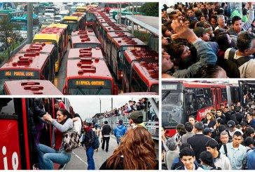El lunes 28 de marzo: A debate el modelo Transmilenio ideado por Enrique Peñalosa