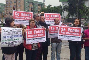 Con Peñalosa, impuesto predial les aumentó a más de 700.000 hogares bogotanos