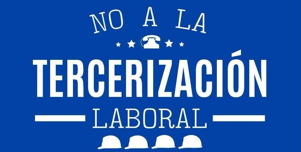 Santos promueve la tercerización laboral.