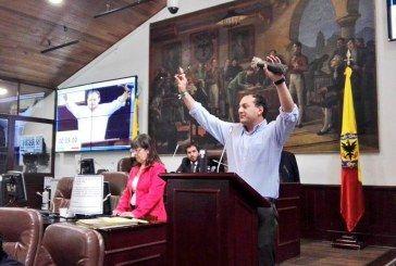 Transcripción: Castellanos y Peñalosa le mienten a la ciudadanía y denigran a la ETB para justificar su privatización