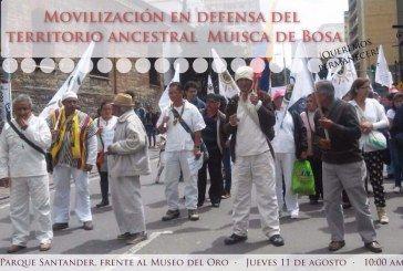 Bogotanos deben seguir ejemplo de la Comunidad Muisca de Bosa, hacer valer sus derechos: concejal Manuel Sarmiento
