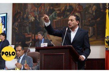 """""""Me rehúso a participar del comité de aplausos a Peñalosa que quiso imponerse en el Concejo"""": concejal Manuel Sarmiento"""