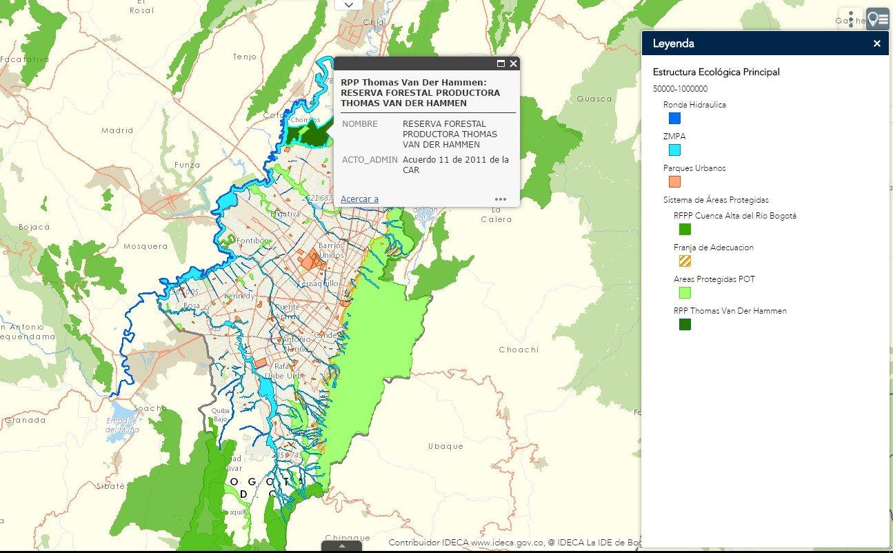 Gobierno de Peñalosa sigue mintiendo para urbanizar la Reserva Van der Hammen.
