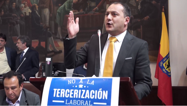 Peñalosa sigue violando los derechos de los trabajadores del Distrito