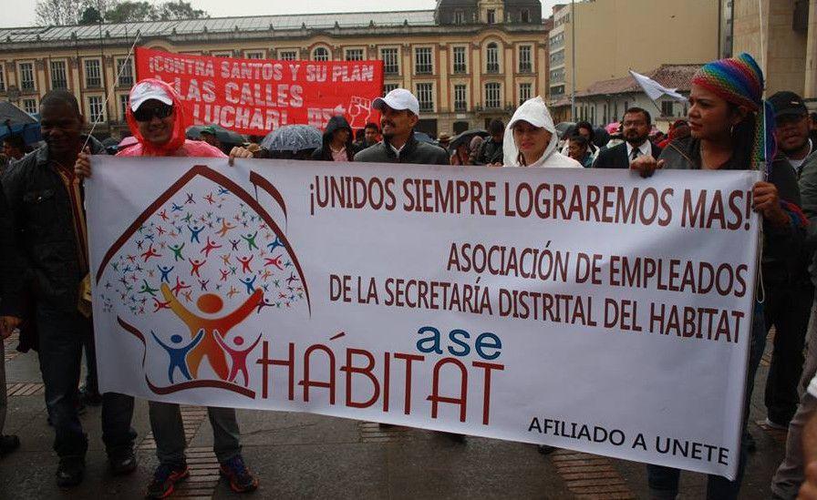 Juzgado ordena reintegro de dirigente sindical de la Secretaría de Hábitat