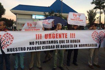 [Carta]¿Qué medidas va a tomar el Distrito para proteger el Parque Ciudad de Bogotá del barrio Normandía?