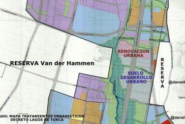 Con Lagos de Torca Peñalosa da el primer paso para destruir la Reserva Van der Hammen: Manuel Sarmiento