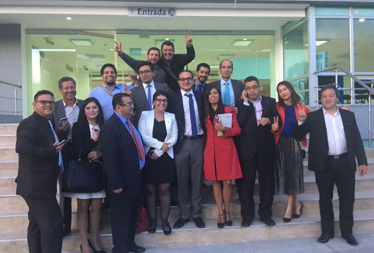 """""""Nulidad de la venta de ETB es un triunfo de todos los bogotanos"""": concejal Manuel Sarmiento"""