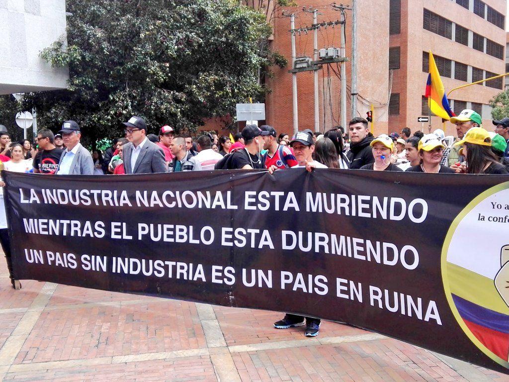El Polo propone proyecto de acuerdo para respaldar industria de Bogotá
