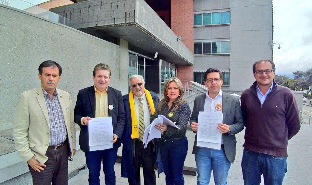 La revocatoria de Peñalosa está viva, ganó la ciudadanía: concejal Manuel Sarmiento
