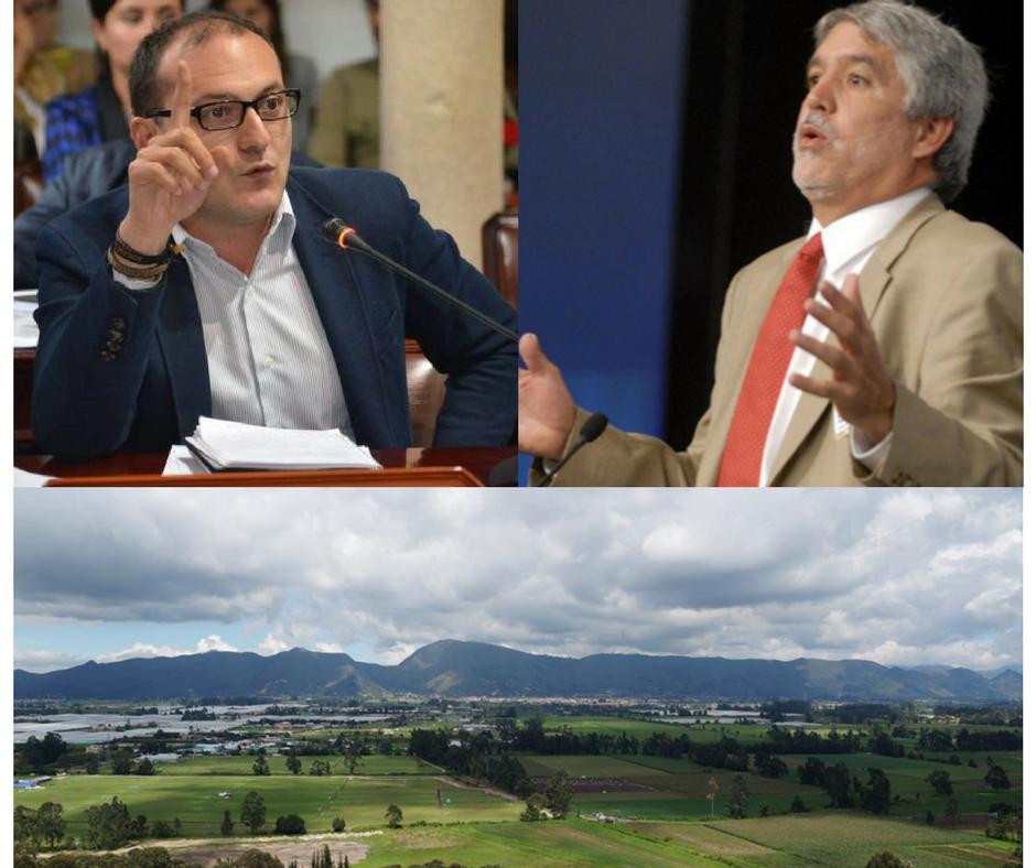 Donantes de Peñalosa hacen fiesta con propuesta de urbanizar la Reserva Van der Hammen: concejal Manuel Sarmiento