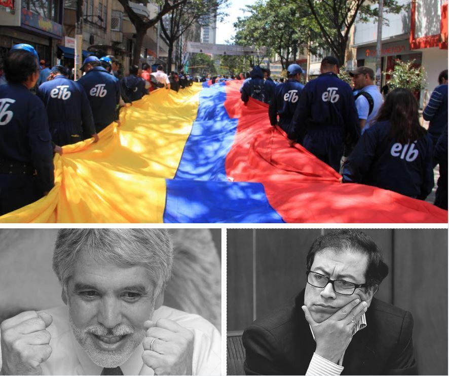 Triunfo de Sintrateléfonos contra la persecución sindical de Petro y Peñalosa