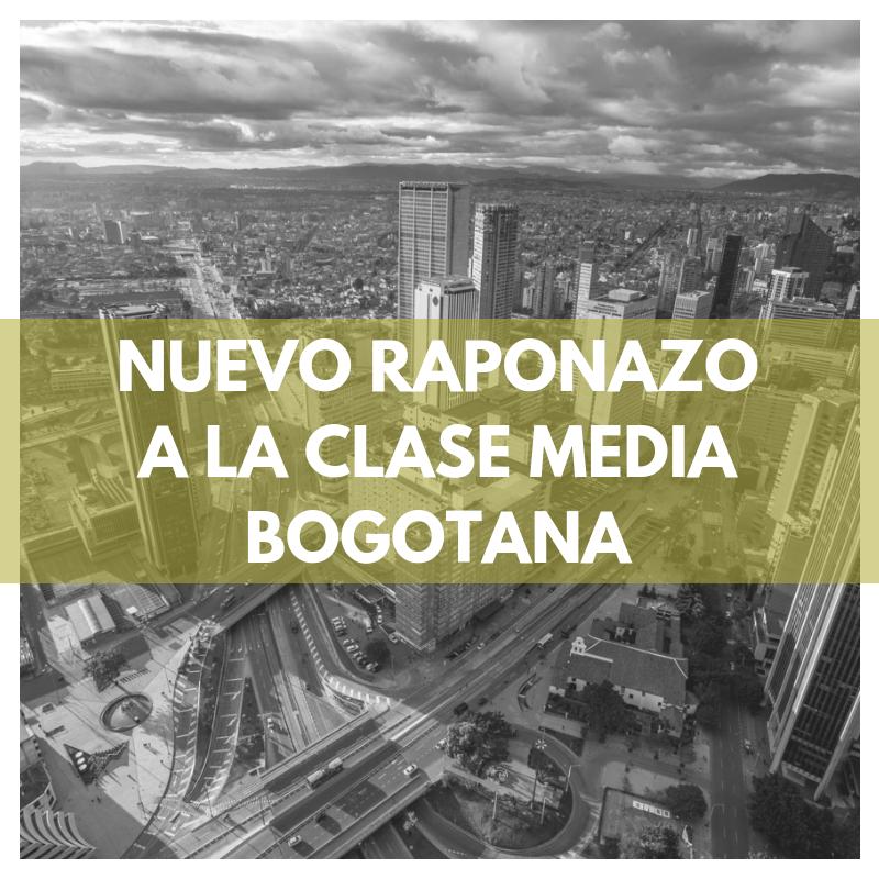Valorización de Peñalosa: El siguiente raponazo a la clase media bogotana