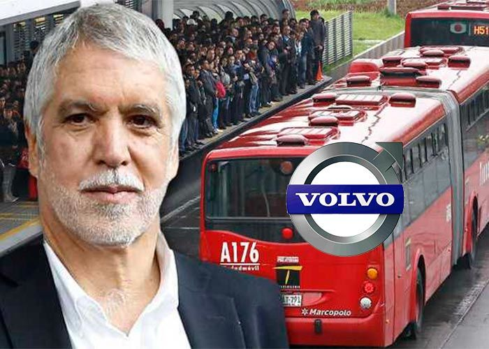 Volvo y los negociantes actuales serán los grandes ganadores de la licitación de las fases I y II de Transmilenio