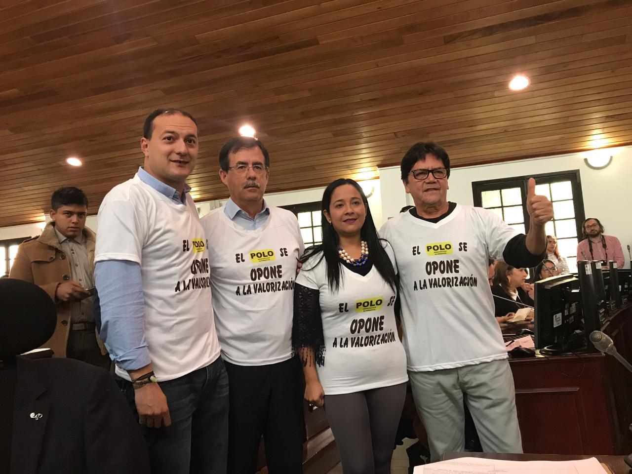 Contra el cobro por valorización de Peñalosa: ¡DESOBEDIENCIA CIVIL!