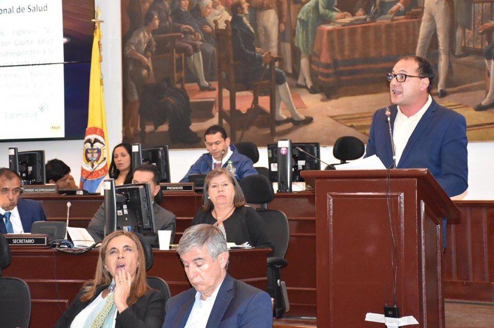 El Secretario de Salud tampoco me va a silenciar: concejal Manuel Sarmiento