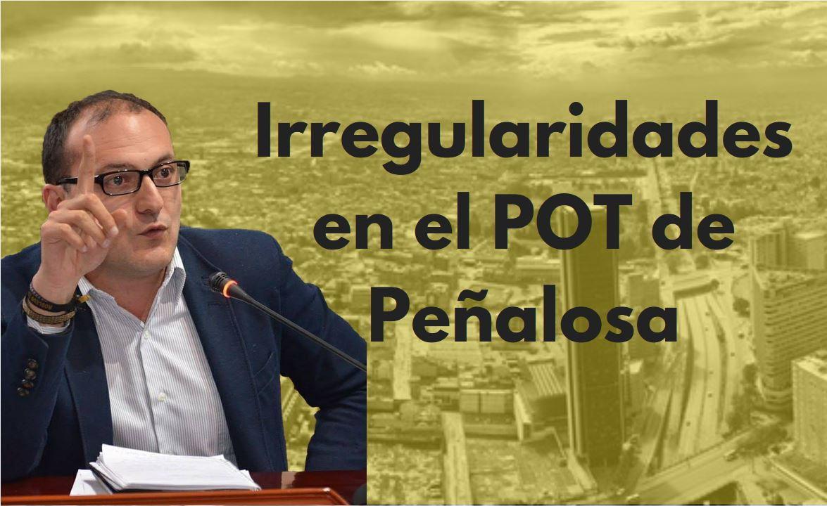 Peñalosa debe suspender la presentación del POT al CTPD por irregularidades en su concertación ambiental