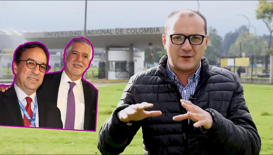 La denuncia y la movilización le dieron otra victoria a la comunidad de la Universidad Nacional en defensa de sus predios: concejal Manuel Sarmiento