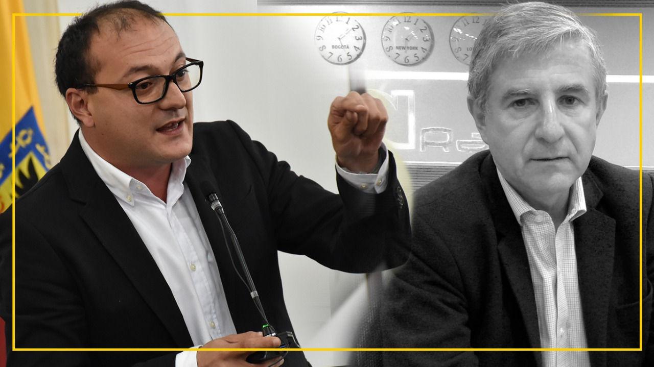 Juez declara improcedente la tutela interpuesta por el secretario de salud contra el concejal Manuel Sarmiento.