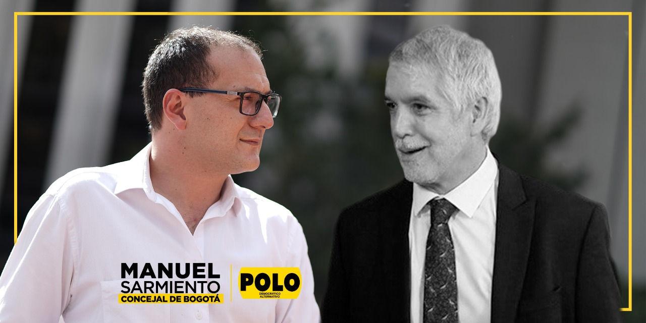 """""""El alcalde Peñalosa no puede bloquear a sus contradictores en Twitter"""": concejal Manuel Sarmiento"""