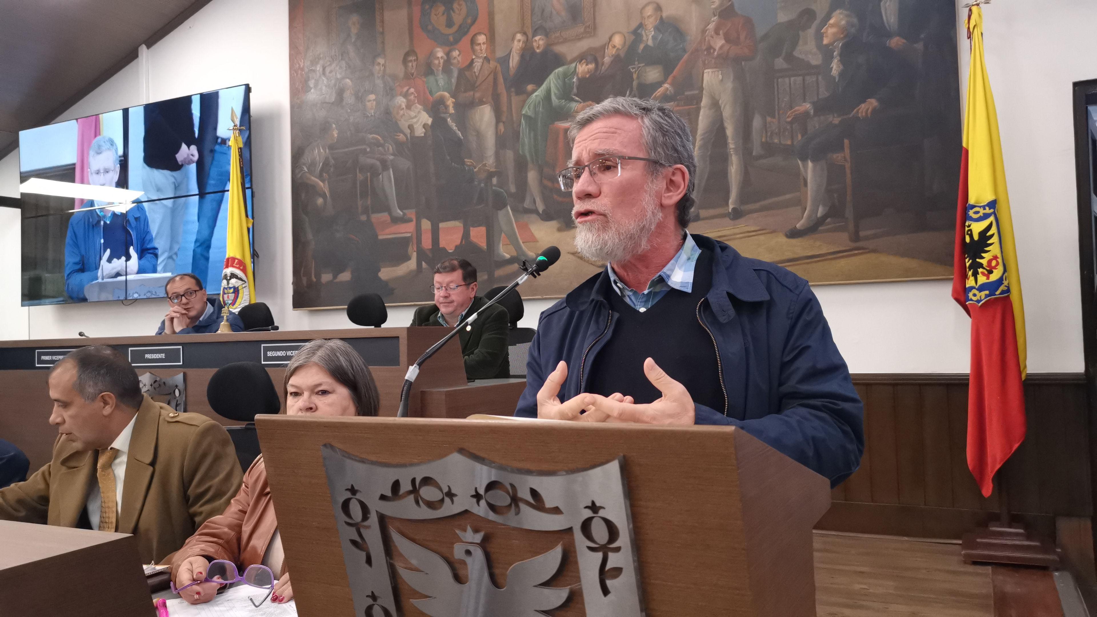 Expertos de la Universidad Nacional formulan fuertes críticas al POT de Peñalosa