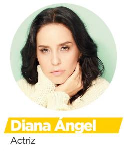 Diana Ángel - Actriz