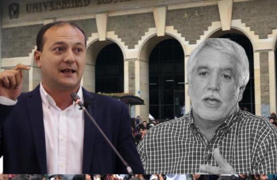 Peñalosa pretende recortar a la mitad el presupuesto de inversión de la Universidad Distrital