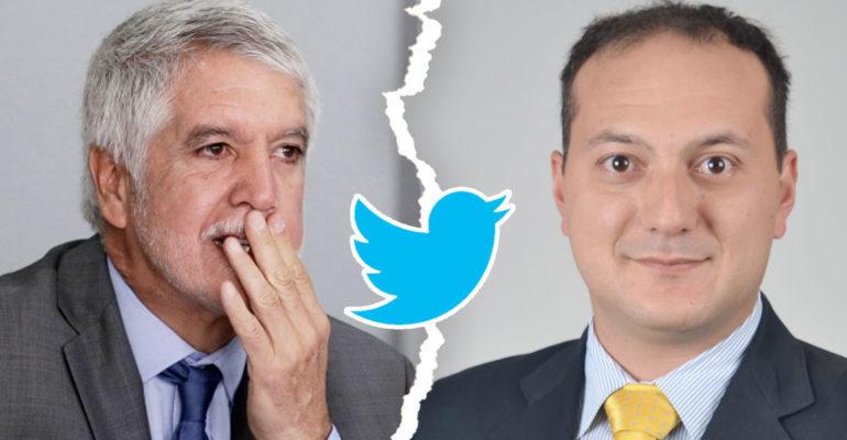 Juez ordena al alcalde Enrique Peñalosa desbloquear al concejal Manuel Sarmiento en su cuenta de twitter