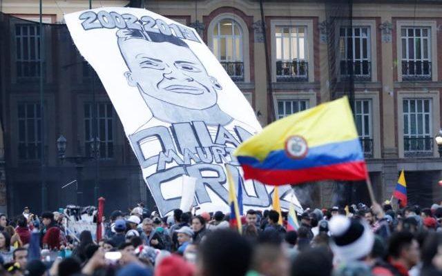 Concejo de Bogotá debatirá la represión a la protesta social y el caso de Dilan Cruz.