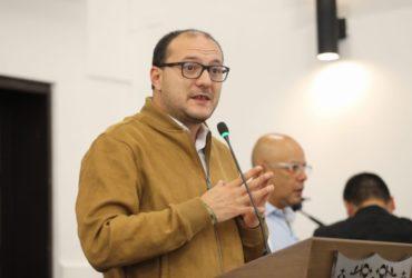 El concejal Manuel Sarmiento solicitó esclarecer que sucederá con los docentes de la Universidad Distrital