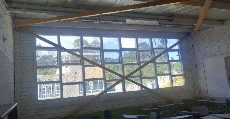 Se deben tomar medidas para garantizar las condiciones de infraestructura óptimas para la comunidad educativa del Colegio Alexander Fleming de la localidad de Rafael Uribe Uribe