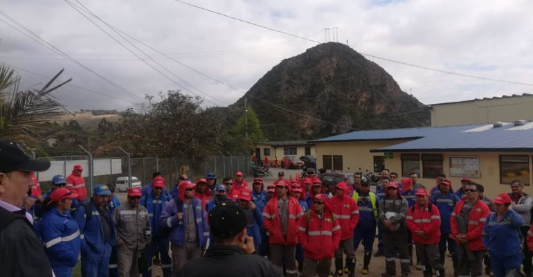 Se deben atender los puntos económicos de la negociación colectiva entre SINTRAREBO y el Centro de Gerenciamiento de Residuos Doña Juana S.A. E.S.P: concejal Manuel Sarmiento.